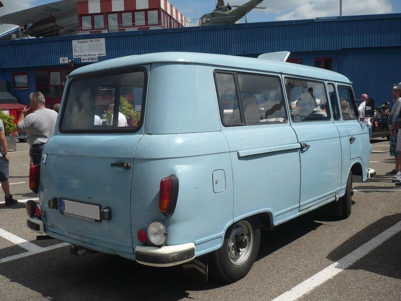 BARKAS B1000 minibus vitré Sinsheim (2)