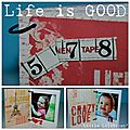 Mini 'life is good'