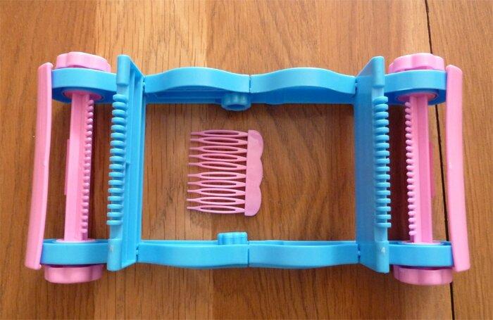 27 Zeeman Métier à tricoter Montage
