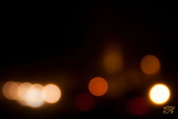 Lueur de la ville