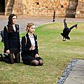 Rose and Lissa Vampire Academy movie