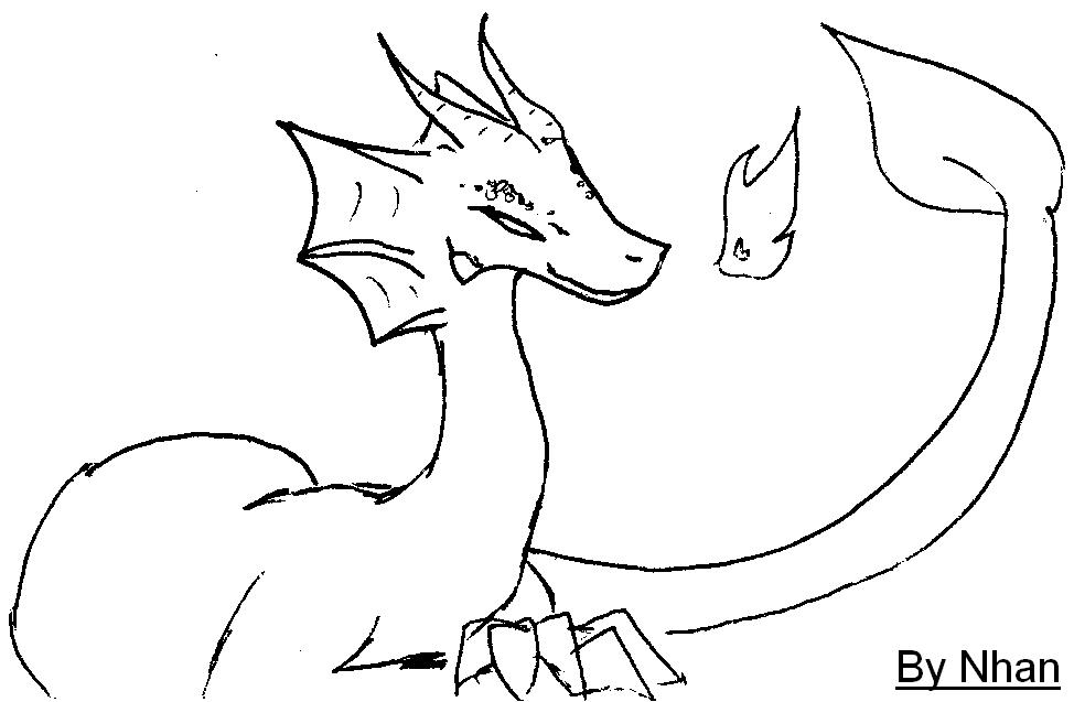 Dessin Facile A Faire De Dragon Gamboahinestrosa