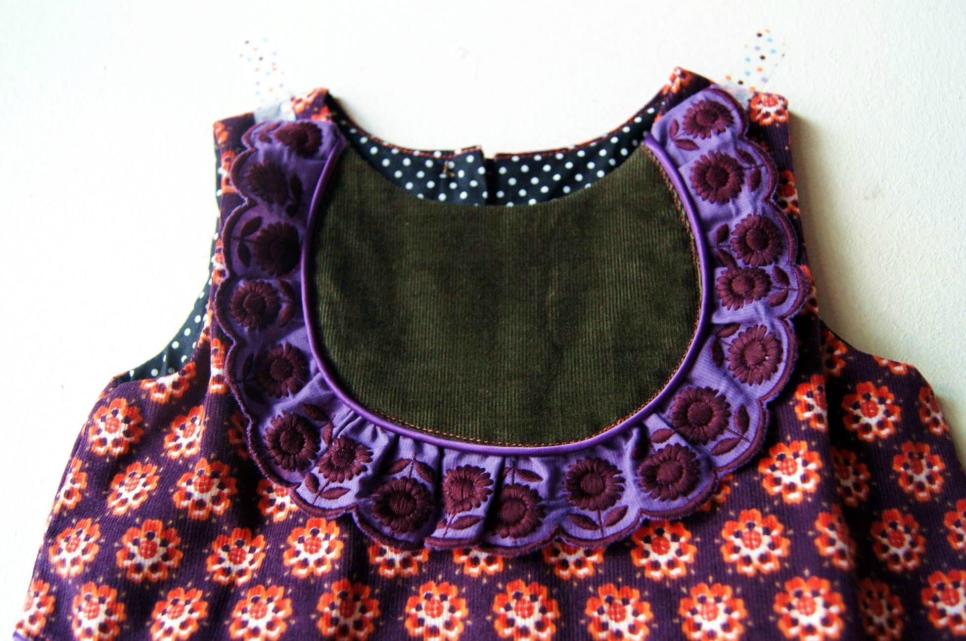robe plastron bou 05
