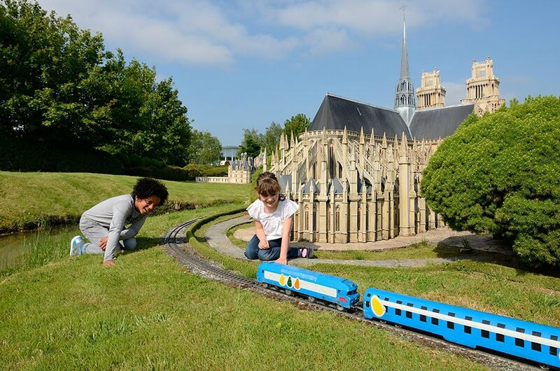 Orléans Train ©France Miniature