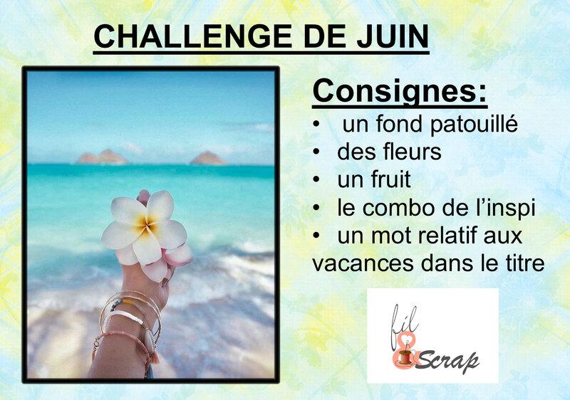 challenge juin