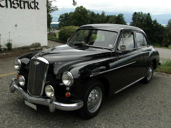 wolseley 4-44 saloon 1953 1956 a