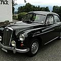Wolseley 4/44 saloon, 1953 à 1956