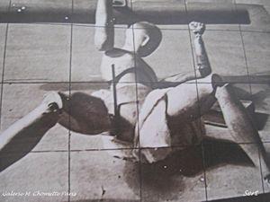Etude photo pour Le Temps 1940