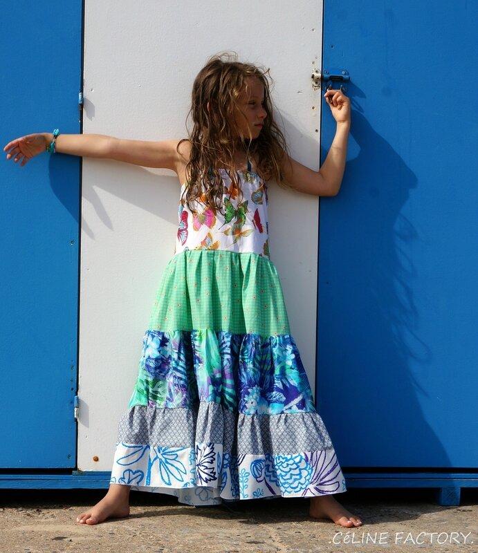 Robes Flamenco - 7'