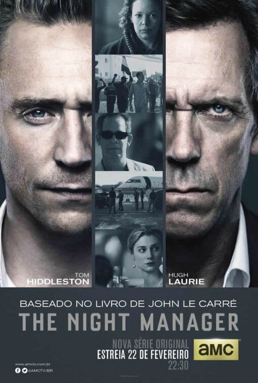 night_manager poster