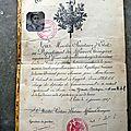 Passeports diplomatiques ....