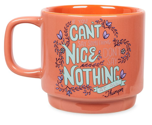 bambi - collection wisdom - disney - mug