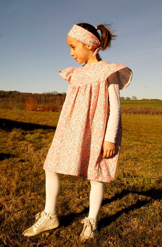 Bertille robe Louise 01