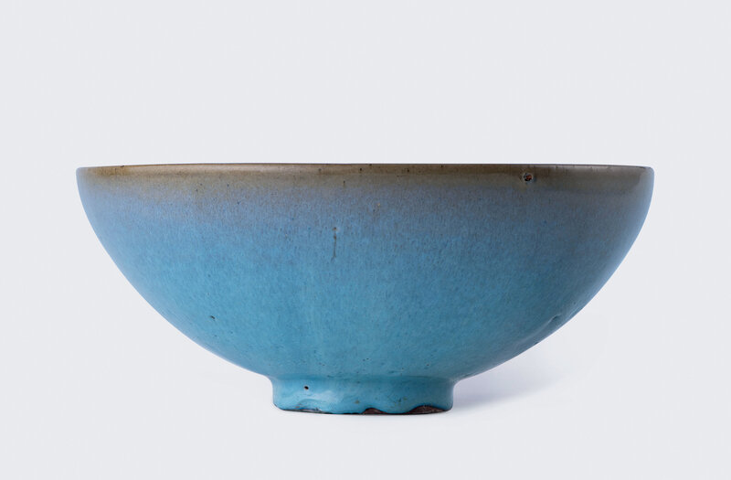 A Jun blue-glazed bowl, Northern Song-Jin dynasty (960-1234)