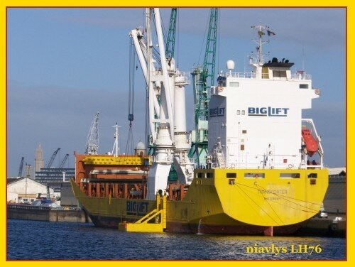 Transporter de Big Lift 6