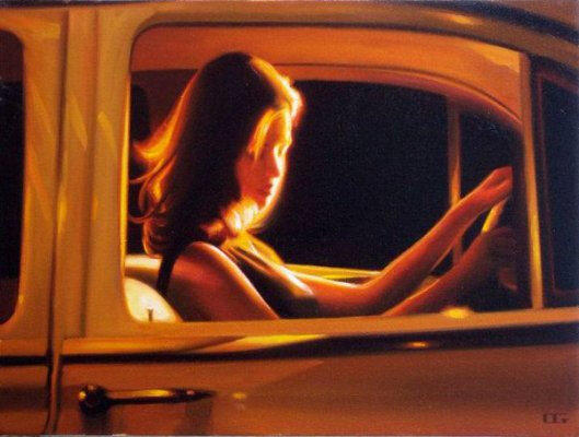 Carrie Graber - night-drive