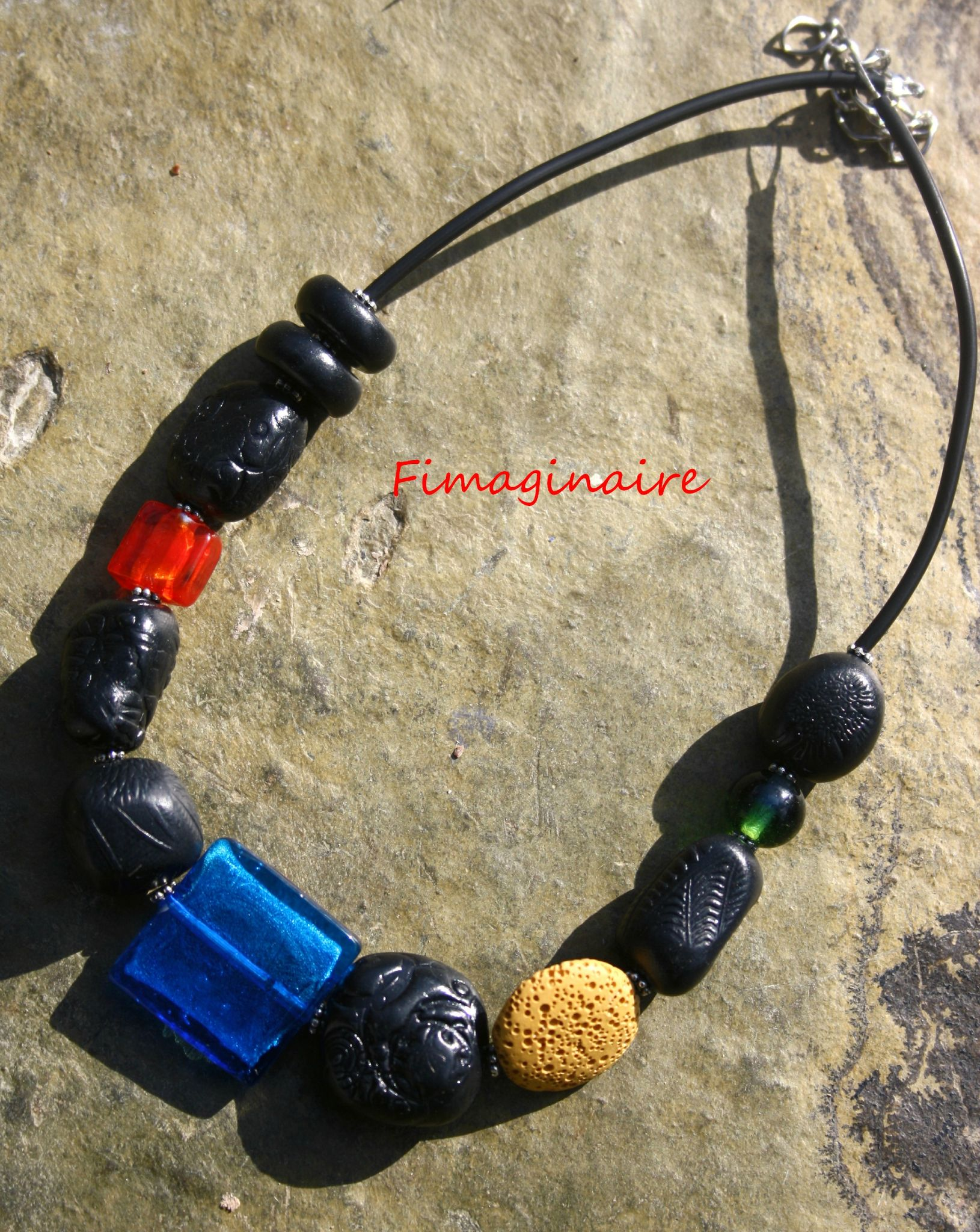collier boulimique - 25$