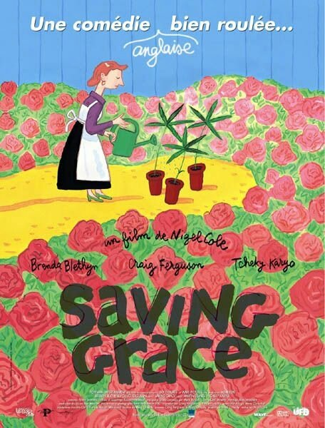 Saving Grace-affiche