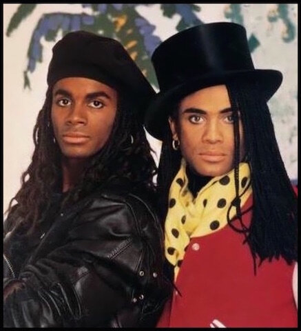 milli vanilli blame it on the rain