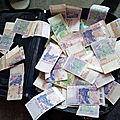Puissante valise magique multiplicateur d'argent