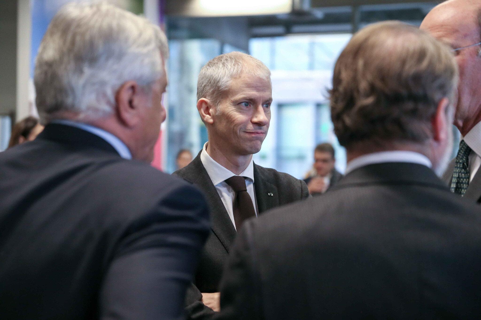 Qui est Franck Riester, le nouveau ministre de la Culture ?. © Michel Stoupak. Mar 08.01.2019, 09h41m03.