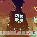 Hors-saison challenge séries 2018 #9 : attack on titan