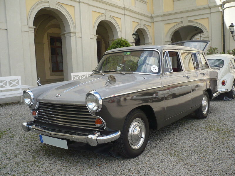 MORRIS Oxford series VI Traveller 1965 Ludwigsburg (1)