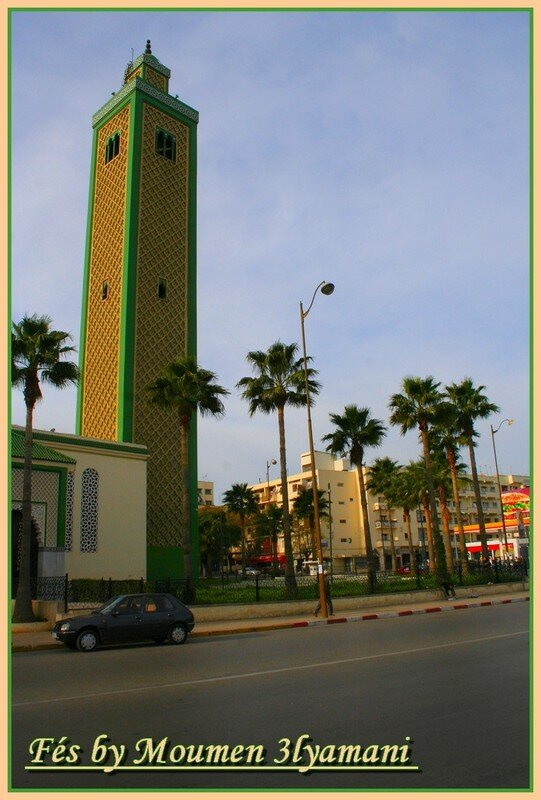 Fes centre ville