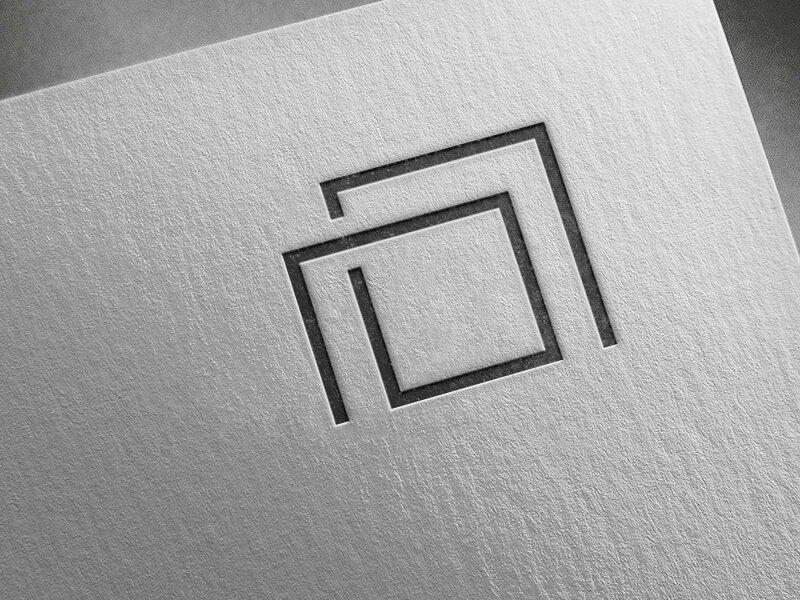 dessin logo seul embosse ma maison mon archi