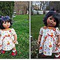Petites robes pour lucia et juliette
