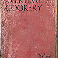 Everyday Cookery