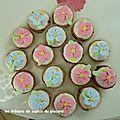 Cup cakes,le retour!!!