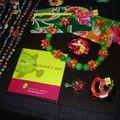 Bijoux colorés aux accents mexicains