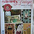 Simply vintage n°14