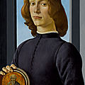 Masterpieces by botticelli and rembrandt anchor sotheby's masters week in ny