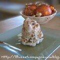 *** foie gras et son omelette norvegiene 4 epices ***