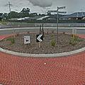 Rond-point à dayton (australie)