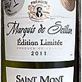 Marquis de Seillan 2011