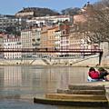 Lyon, parc de la tête d'or et monts d'or
