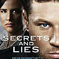"J'ai vu : ""secrets and lies"" version us"