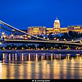 Budapest, la perle du danube...