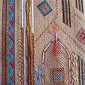 Page de livre textile pour Nathalie