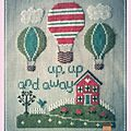 Sal ccn - up up and away - 5ème étape