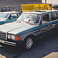 Mercedes série 123 : maintenant ou jamais !