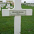 Soldat Nicolas DELAITE