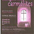 Le dialogue des carmelites - opera de francis poulenc -