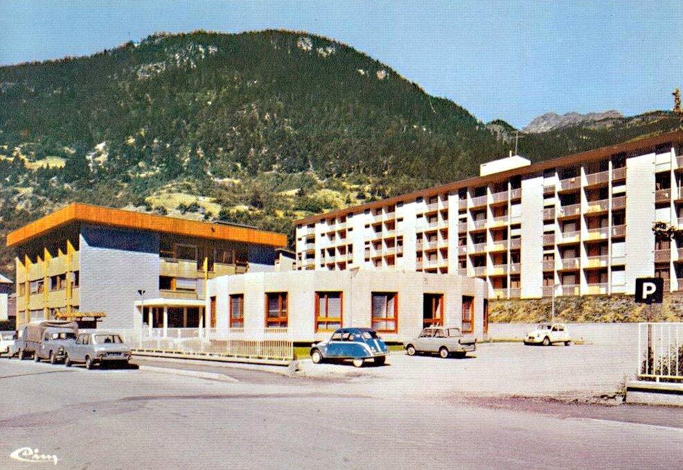 Modane (Savoie), la maison médicale