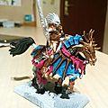 Tec : chevalier du chaos de slaanesh