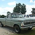 FORD F-100 Custom 2door pick up 1970 Madine (1)