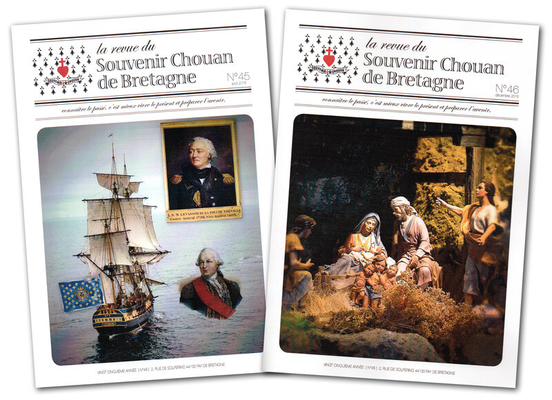 Souvenir Chouan de Bretagne
